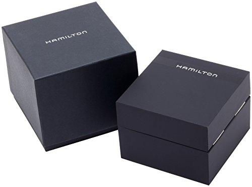 Hamilton Herren Analog Automatik Uhr mit Leder Armband H70505753 - 5