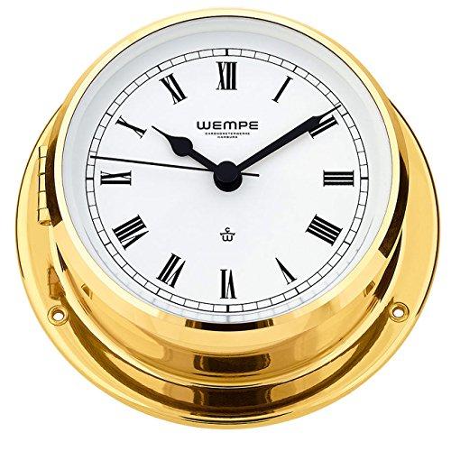 Wempe Chronometerwerke Skiff Schiffsuhr CW070002
