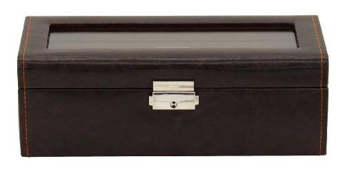 Friedrich23 Uhrenkoffer – Platz für 4 Uhren