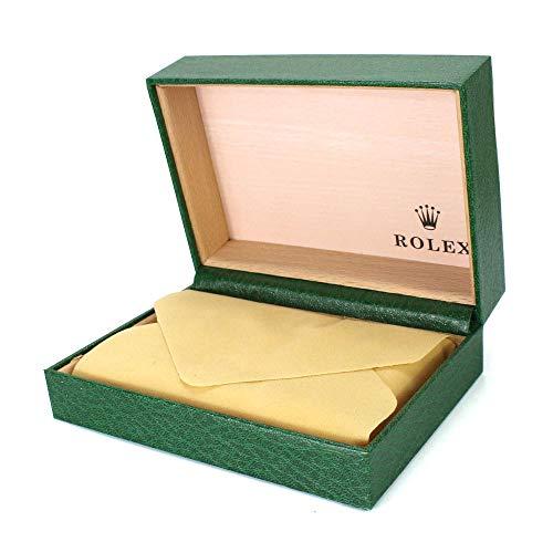 ROUHO Grüne Flip-Uhr-Box-Anzeigebox Für Rolex