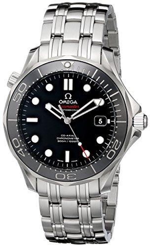 Omega 212.30.41.20.01.003 - Edelstahl Armbanduhr