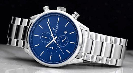 Die besten Vincero Uhren: hochwertige Uhren zu guten Preisen Logo